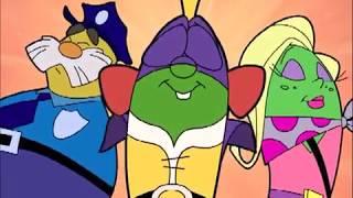 Sadece LarryBoy: Karikatür Maceraları - {Hayır Sesleri BİTEN} () Leggo egom [BG Müzik]