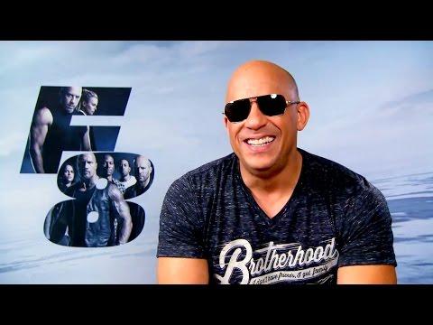 Vin Diesel answering fan questions [April 2017]