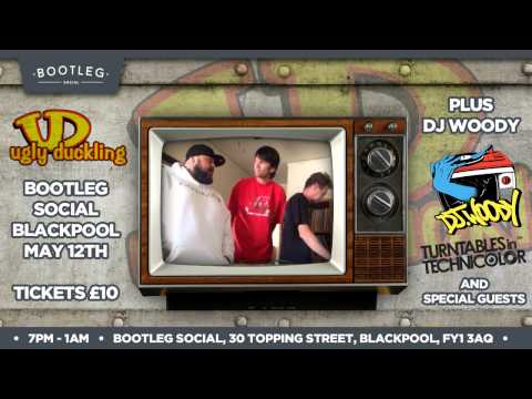 UGLY DUCKLING BLACKPOOL LIVE