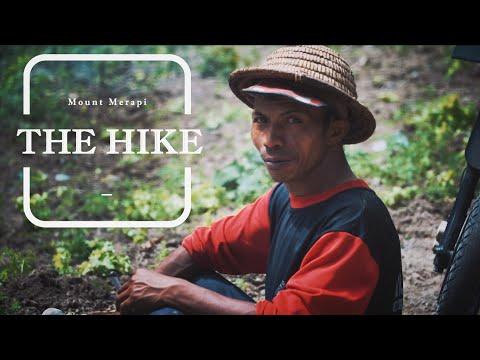 THE HIKE - Mount Merapi