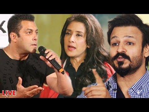 Vivek Oberoi Still SCARED Of Salman Khan, Soft Hearted Person Claims Manisha Koirala