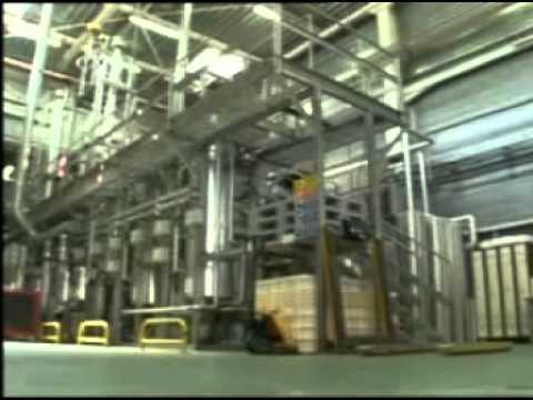 Quy trình sản xuất thực phẩm thuốc từ thảo dược của Vision