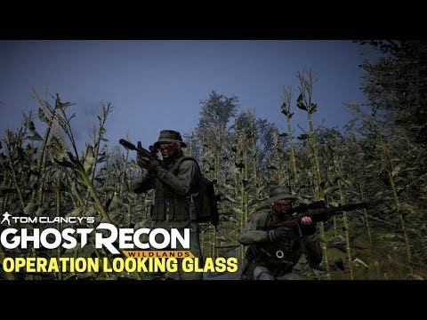 Ghost Recon Wildlands: Immersive Warfare: Operation Looking Glass: Fallen Ghosts DLC