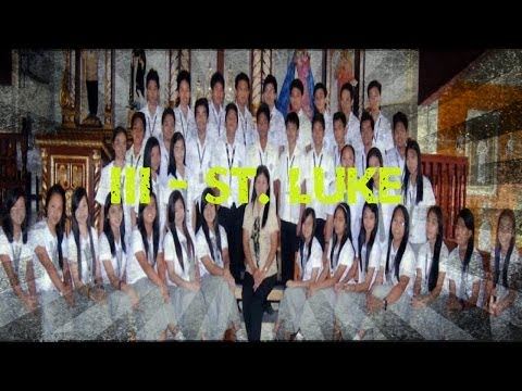 WE ARE III - ST. LUKE | s.y. 13-14