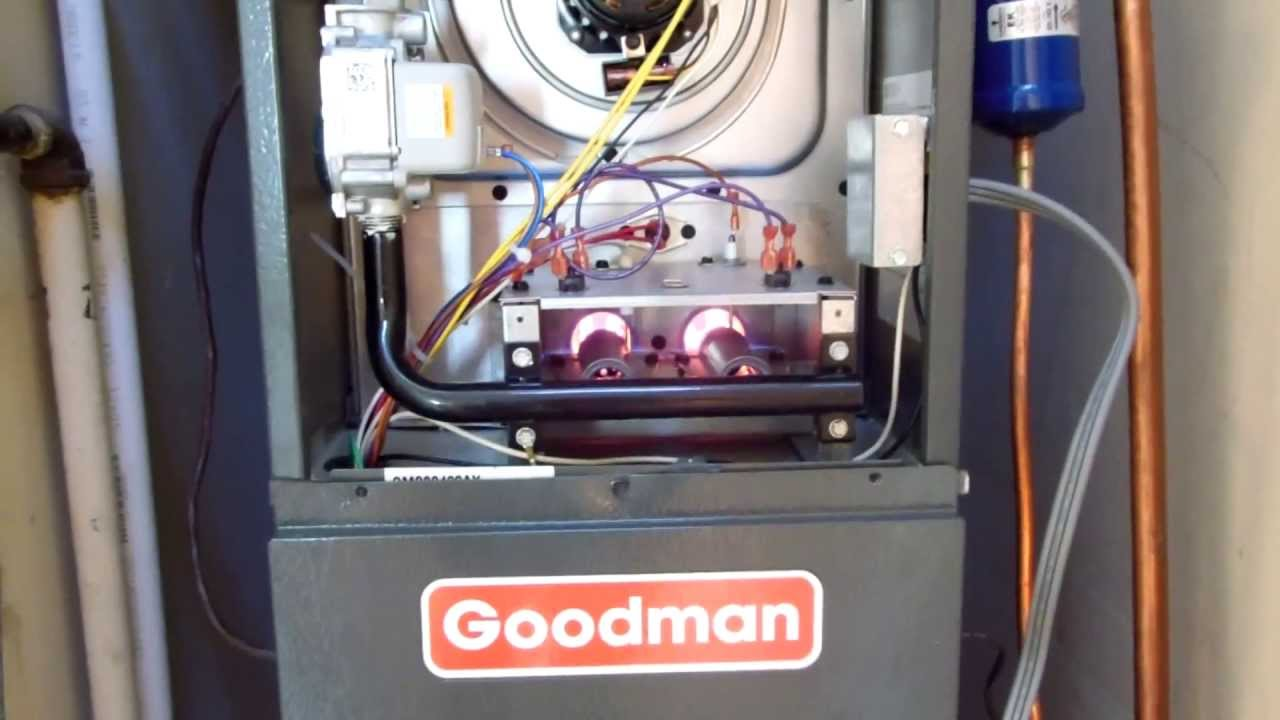 Brand New Goodman Furnace-40,000 Btu-5 Minute Furnace oil ...