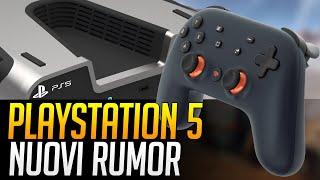 PlayStation 5: data di uscita ufficiale, nuovo open-world e controller simil Stadia per PS5