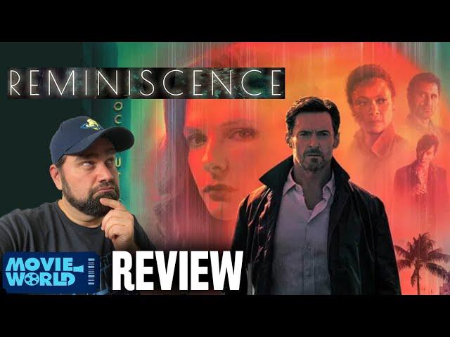 Reminiscence - REVIEW - Hugh Jackman Goes Christopher Nolan esque?!