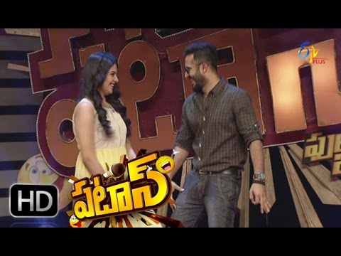 Patas - 9th May 2016 - పటాస్ - Full Episode 134