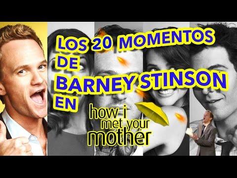 Momentos Para Recordar De Barney Stinson