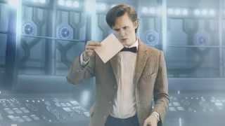 Repeat youtube video Ask the Doctor — Episode Matt Smith