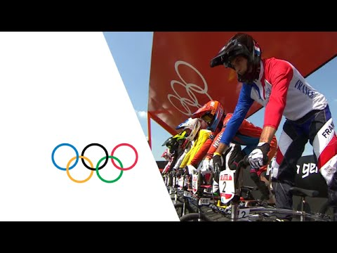 Men/Woman's BMX Semi-Finals - London 2012 Olympics