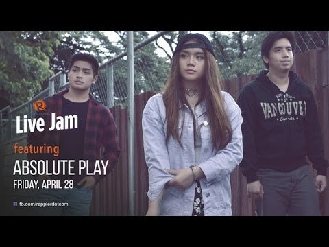Rappler Live Jam: Absolute Play
