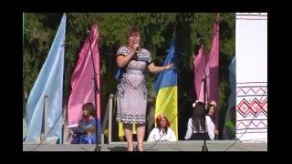 Концерт до Дня Незалежності України в смт Кегичівка (2015 рік)