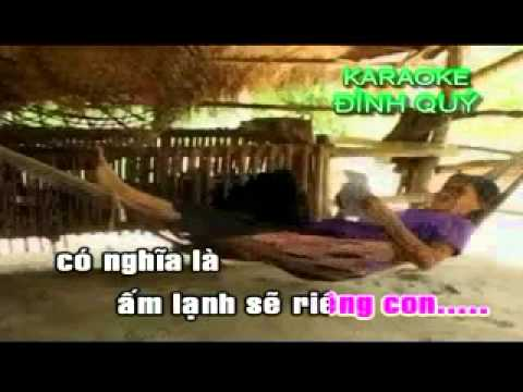 Karaoke Long Me - DinhQuy Karaoke  (feat voi GMV) xvid