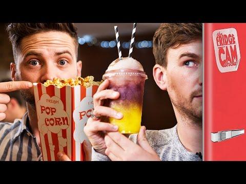 3 Epic Movie Snacks | FridgeCam