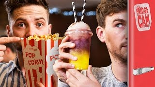 3 Epic Movie Snacks | FridgeCam