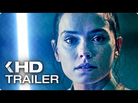 STAR WARS 9: Der Aufstieg Skywalkers Trailer 3 German Deutsch (2019)