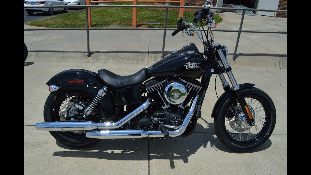 Sold! 2015 Harley-Davidson® FXDB