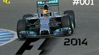 F1 2014 #001 - Voll verpeilt! - Deutsch / HD+ - Let
