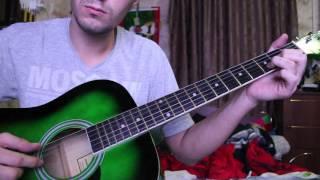 Ария-Беспечный ангел  на гитаре(фингер стайл )  Певнев