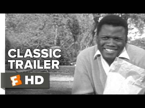 A Patch of Blue (1965) Official Trailer - Sidney Poitier Movie