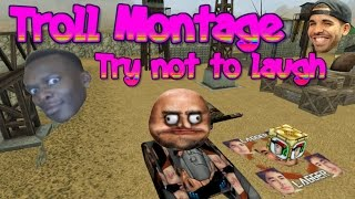 Troll Montage/Try NOT To Laugh! Tanki Online Edition (Breaks Keyboard)