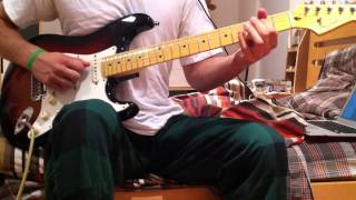 Maroon 5 - Sunday Morning (Guitar Cover)