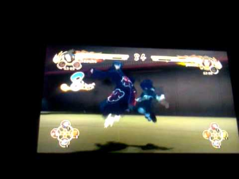 Naruto Ultimate Ninja Storm : (Me) Sasuke Vs. Itachi.mp4