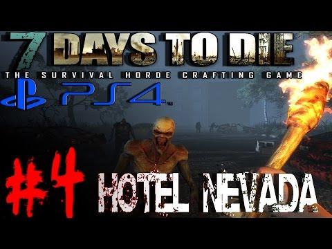 [PS4] 7 Days To Die Hotel Nevada - 4