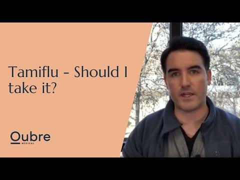 Tamiflu - Should I Take It?