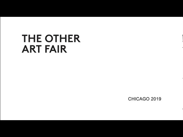 EVA | The Other Art Fair, 2019 (Chicago, USA)
