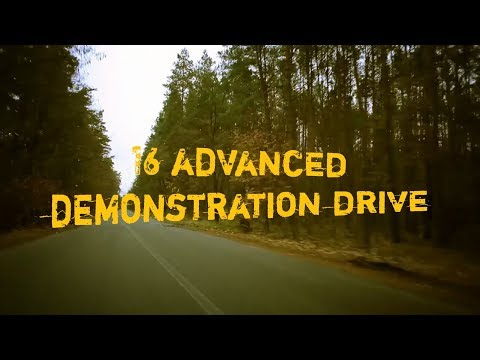 16 Advanced Demonstration Drive
