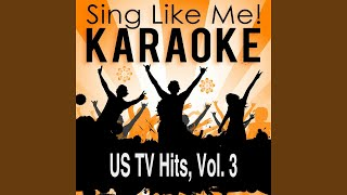 When All Is Said and Done (Karaoke Version With Guide Melody) (Originally Performed By Meryl...