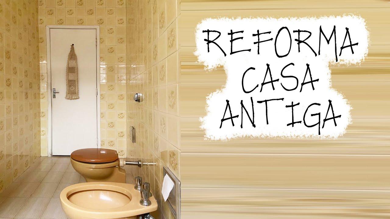 Download REFORMA COMPLETA BANHEIROS CASA ANTIGA