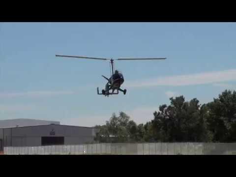 SilverLight Aviation - gyroplane, gyrocopter, autogyro, ar-1