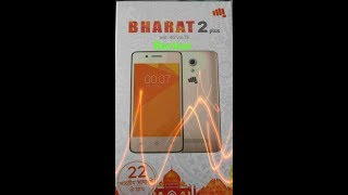 New Micromax Bharat 2 plus Unboxing & Review(In hindi)