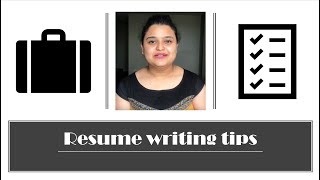 Resume writing Tips | Tricks to write effective resume | International students in Canada| resume