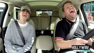 Justin Bieber's Carpool Karaoke (HILARIOUS) + 'PLL' Movie Update!