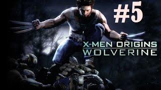 X-Men Origins: Wolverine #5 - Bu Nasıl Prototip? [Türkçe]