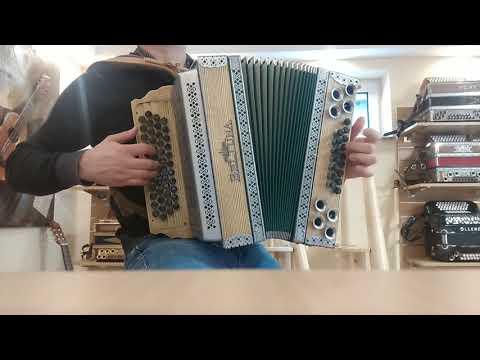 Steirische Harmonika Beltuna Natur flache Schwebung