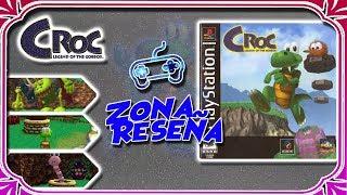 Croc Legend of the Gobbos: Reseña (PlayStation, Sega Saturn, PC)