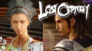 Lost Odyssey - Xbox 360 Gameplay (2008)