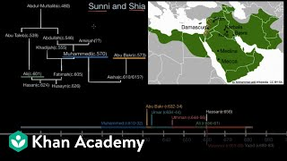 Sunni and Shia Islam part 1 | World History | Khan Academy