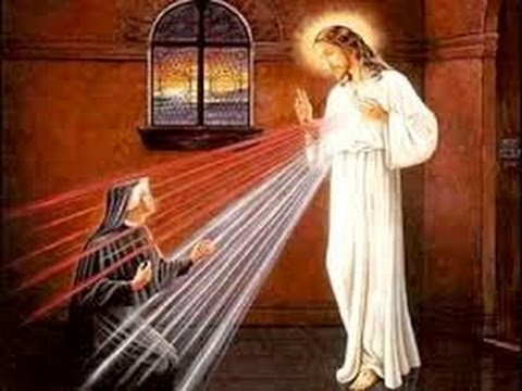 Le chapelet de la Miséricorde Divine (par Jésus à soeur Faustine)