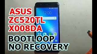 CARA FLASHING ASUS ZENFONE MAX 3 ZC520TL X008DA VIA SP FLASHTOOL