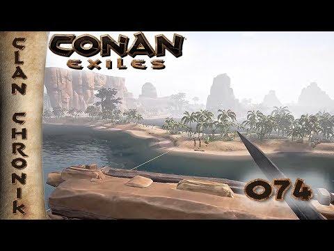 Conan Exiles | CLAN Chronik EP74: la tour belle vue
