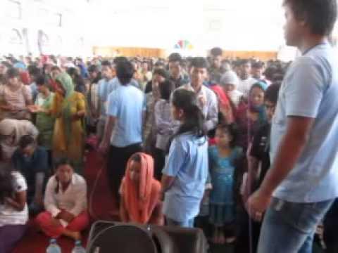 Ministry time in Kathmandu , Nepal
