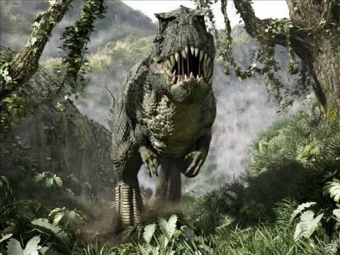 Real Dinosaurs T Rex baby V-REX vs therizin...