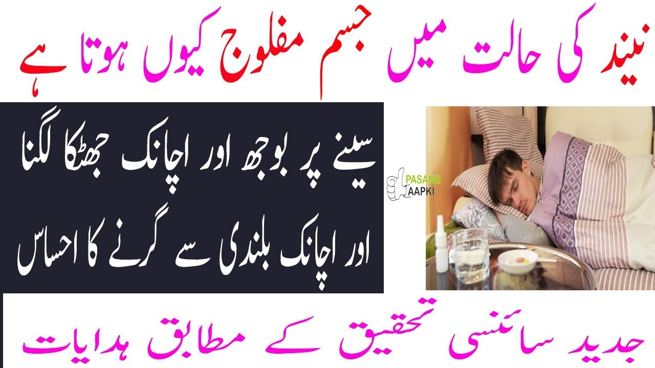 paralysis : sleep paralysis : emirates paralysis in urdu with Dr Khurram:Pasand Aapki