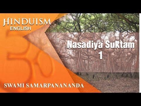 Hinduism (English) 18 – Creation-1 – Nasadiya Sukta -1
